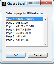 select_level_for_extract